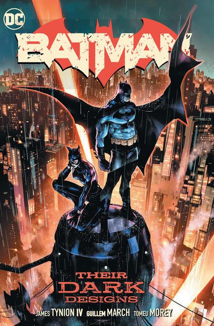 BATMAN HC VOL 01 (2020) THEIR DARK DESIGNS