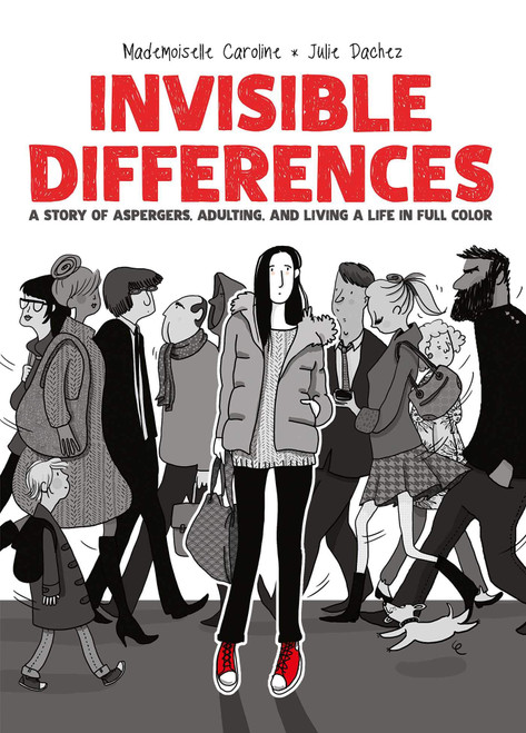 INVISIBLE DIFFERENCES HC