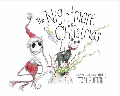NIGHTMARE BEFORE CHRISTMAS HC