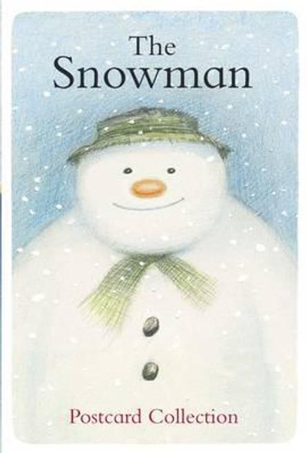 SNOWMAN POSTCARD COLLECTION
