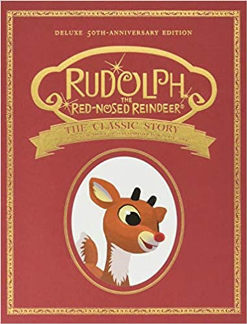 RUDOLPH THE RED-NOSED REINDEER HC