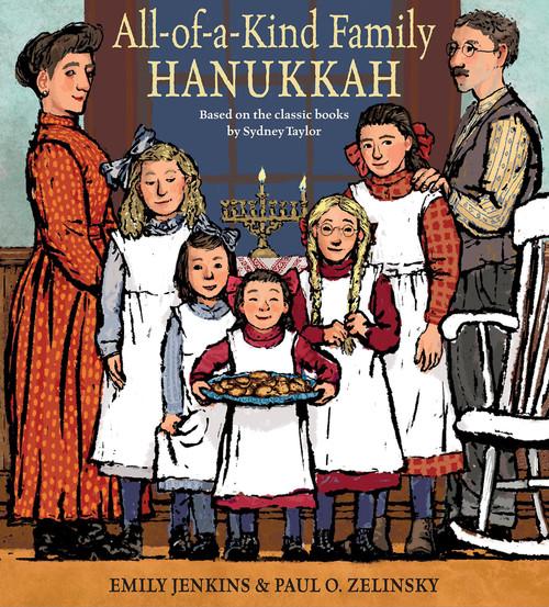 ALL OF A KIND FAMILY HANUKKAH SC