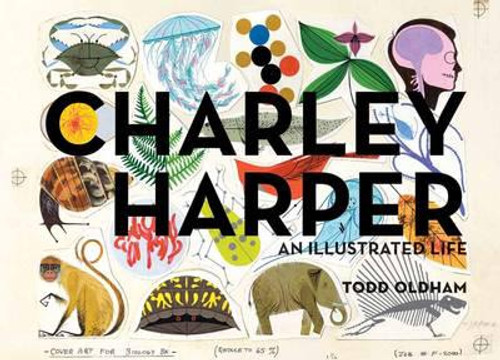 CHARLEY HARPER AN ILLUSTRATED LIFE HC