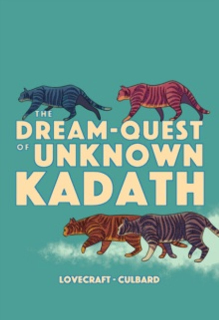 DREAM-QUEST OF UNKNOWN KADATH SC