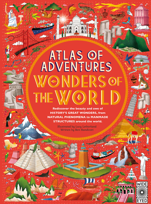 ATLAS OF ADVENTURES WONDERS OF WORLD HC