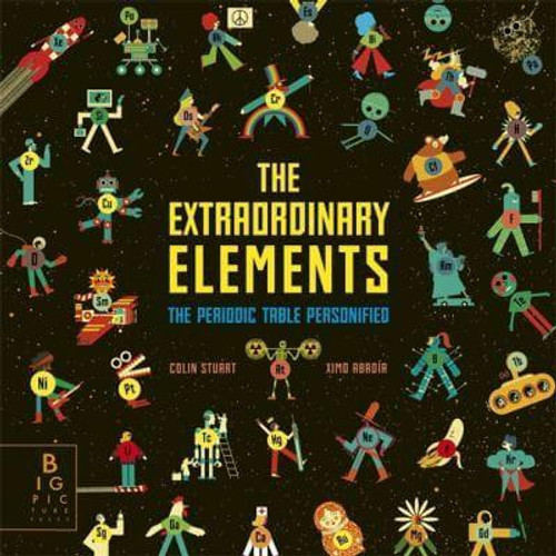 EXTRAORDINARY ELEMENTS HC