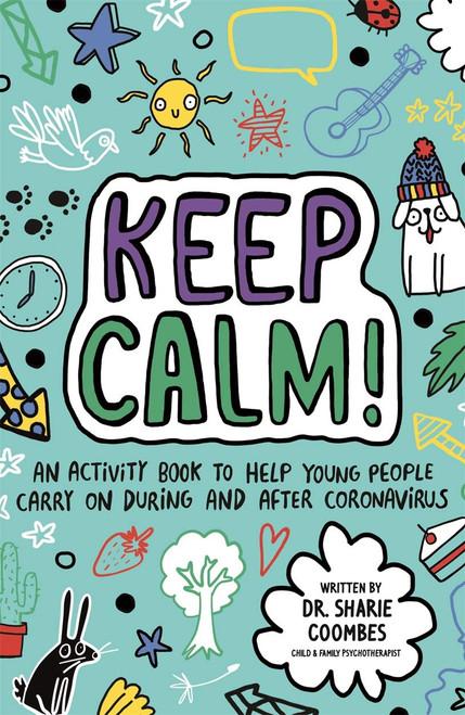 KEEP CALM SC CORONAVIRUS ACTIVITY BOOK