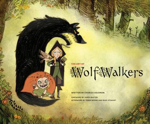 ART OF WOLFWALKERS HC