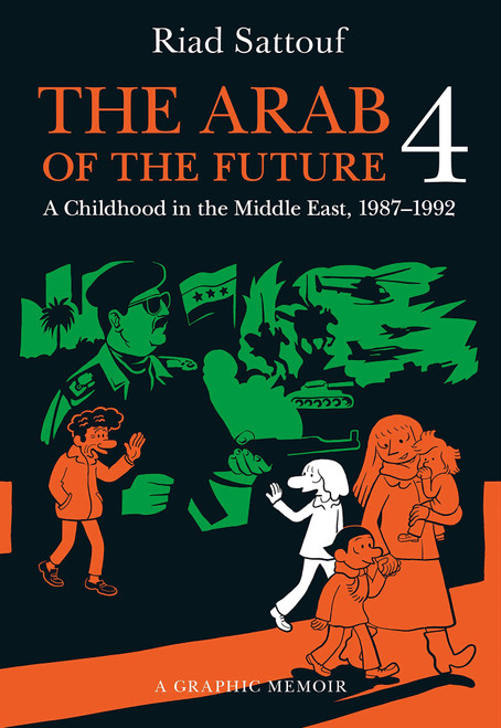 ARAB OF THE FUTURE GN VOL 04