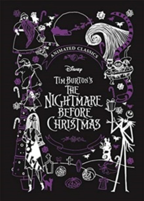 NIGHTMARE BEFORE CHRISTMAS CLASSICS HC