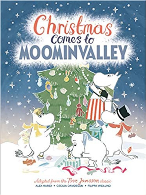 CHRISTMAS COMES TO MOOMINVALLEY SC