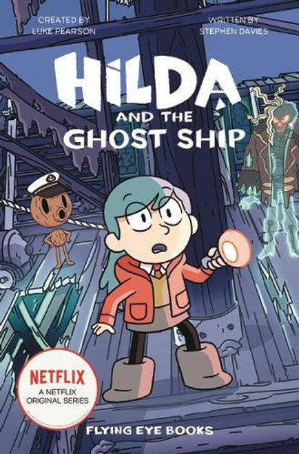 HILDA AND THE GHOST SHIP SC