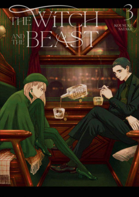 WITCH AND BEAST VOL 03