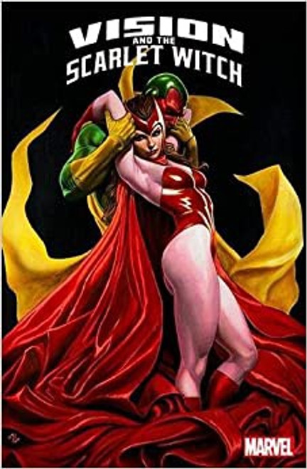 AVENGERS VISION AND THE SCARLET WITCH TP