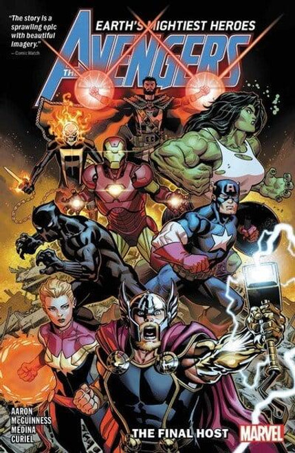 AVENGERS BY AARON TP VOL 01