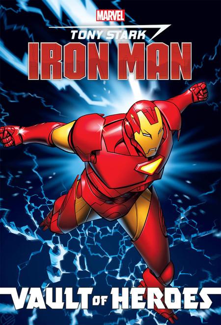 MARVEL VAULT OF HEROES IRON MAN TP