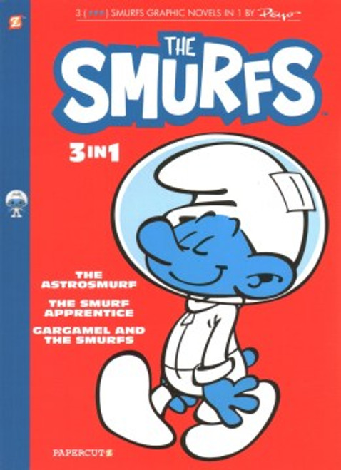 SMURFS 3-IN-1 GN VOL 03