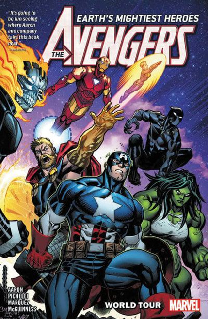 AVENGERS BY AARON TP VOL 02