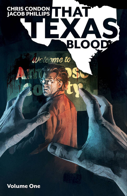 THAT TEXAS BLOOD TP VOL 01 BOOKPLATE EDITION