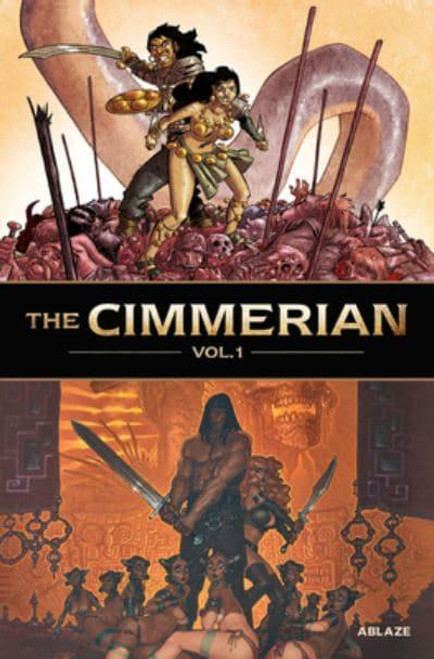 CIMMERIAN HC VOL 01