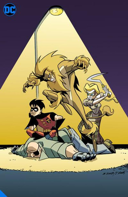 BATMAN ADVENTURES ROBIN THE BOY WONDER TP