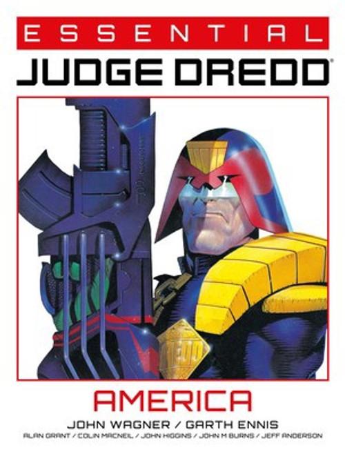 ESSENTIAL JUDGE DREDD AMERICA SC