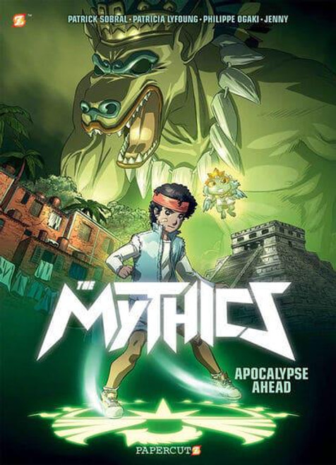 MYTHICS GN VOL 02
