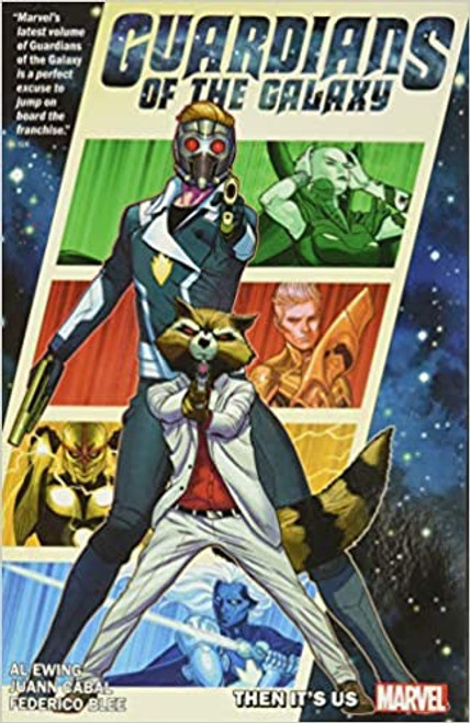 GUARDIANS OF THE GALAXY BY EWING TP VOL 01 UK ED