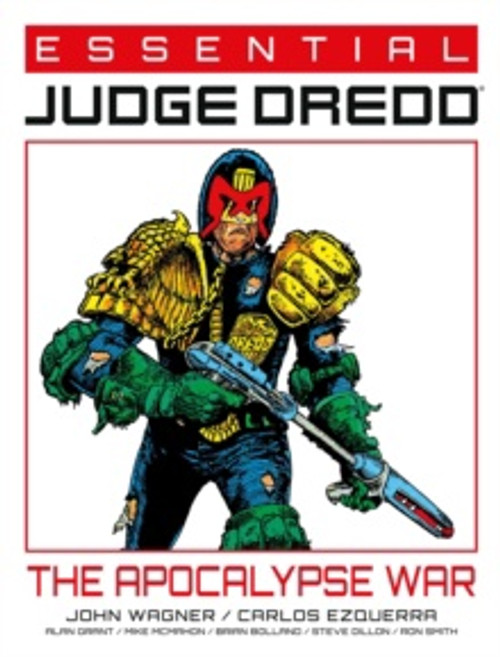 ESSENTIAL JUDGE DREDD APOCALYPSE WAR SC