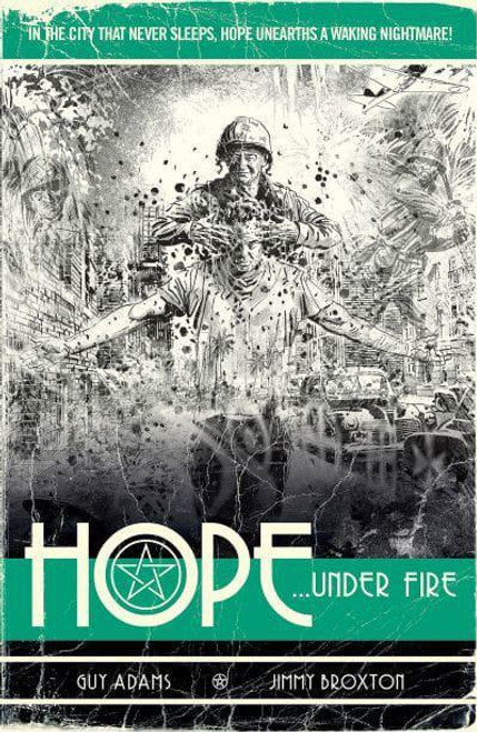 HOPE SC VOL 02 UNDER FIRE