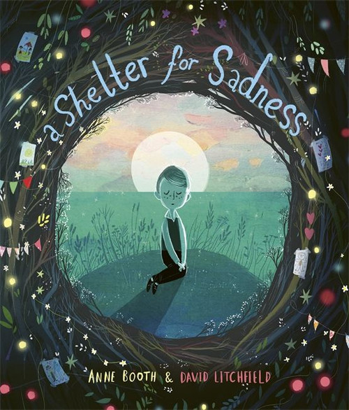 A SHELTER FOR SADNESS HC