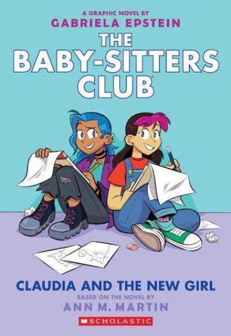 BABY SITTERS CLUB COLOR ED GN VOL 09