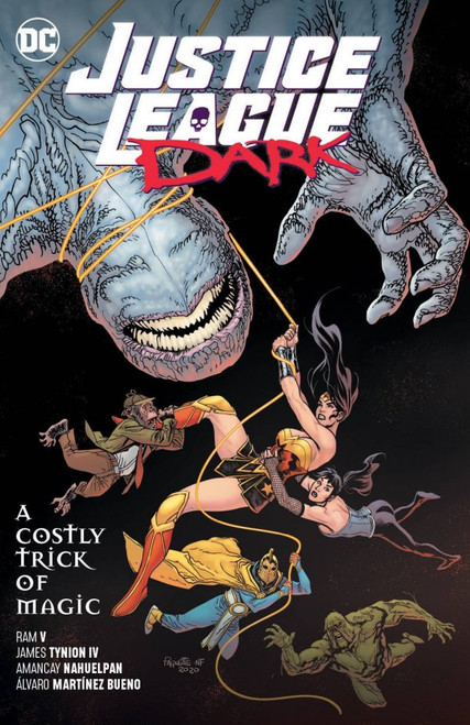 JUSTICE LEAGUE DARK (2019) TP VOL 04 A COSTLY