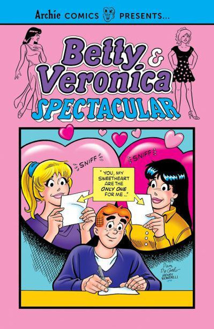 BETTY & VERONICA SPECTACULAR TP VOL 03