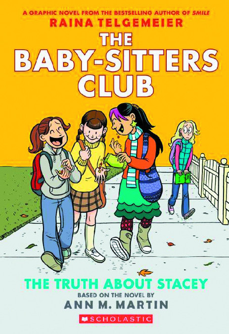 BABY SITTERS CLUB GN VOL 02