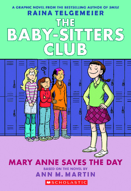 BABY SITTERS CLUB GN VOL 03