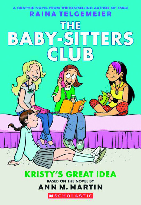 BABY SITTERS CLUB GN VOL 01