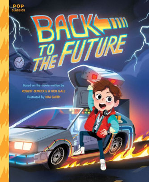 BACK TO THE FUTURE HC