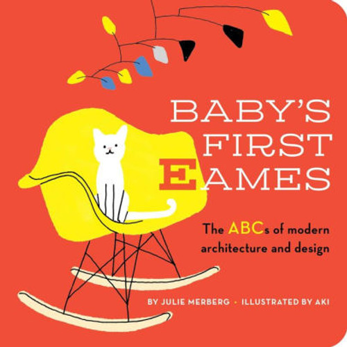 BABYS FIRST EAMES BOARD