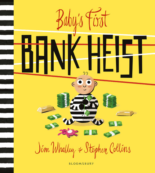 BABYS FIRST BANK HEIST HC
