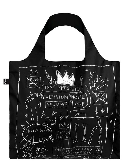 JEAN MICHEL BASQUIAT CROWN BAG
