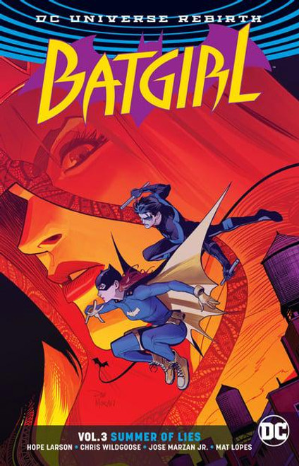 BATGIRL TP VOL 03 (REBIRTH)