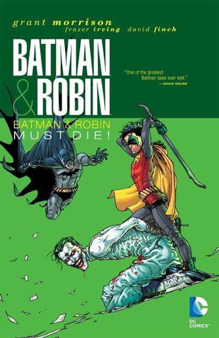 BATMAN & ROBIN TP VOL 3