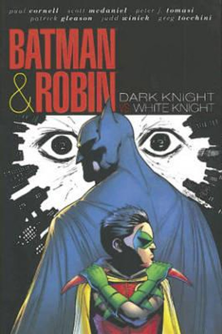 BATMAN & ROBIN TP VOL 4