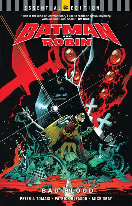 BATMAN & ROBIN BAD BLOOD TP