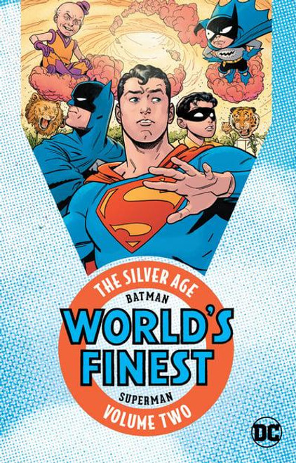 BATMAN & SUPERMAN WORLDS FINEST SILVER AGE TP VOL 02