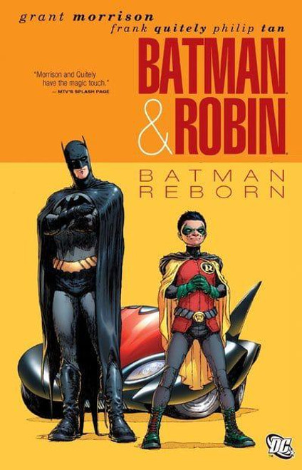 BATMAN & ROBIN TP VOL 01