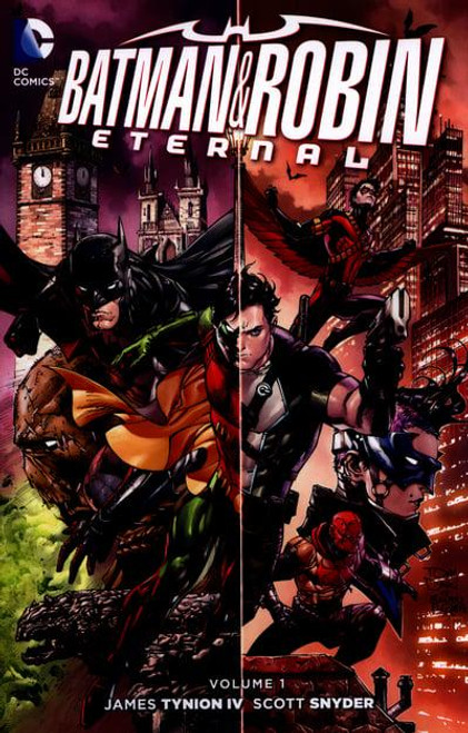 BATMAN & ROBIN ETERNAL TP VOL 01