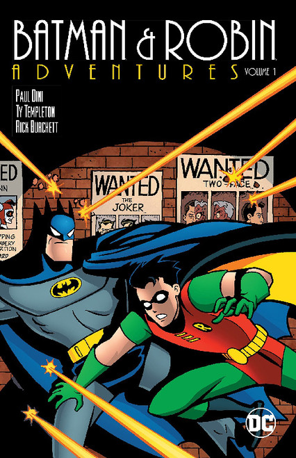 BATMAN & ROBIN ADVENTURES TP VOL 01