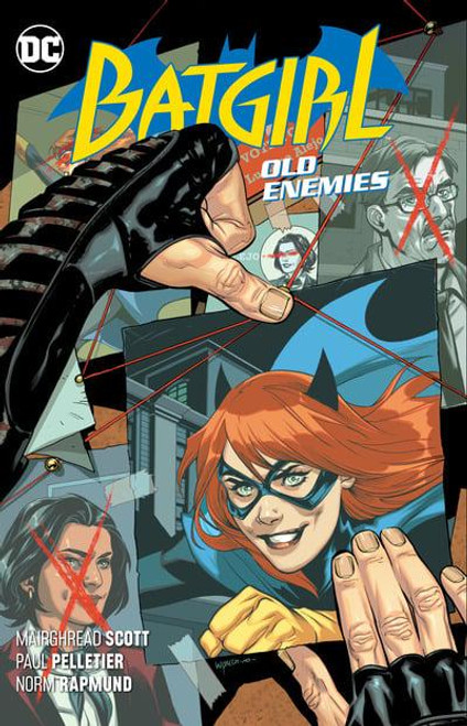 BATGIRL TP VOL 06 (REBIRTH)